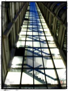 sketchJFKstairway