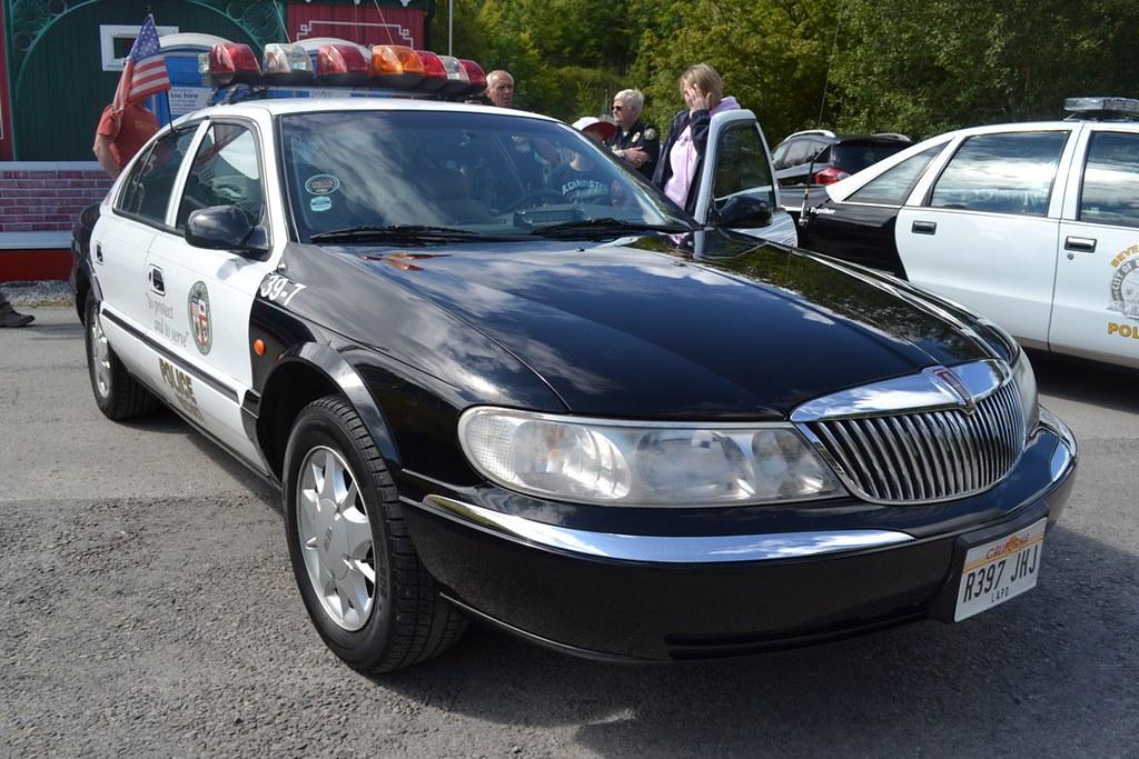1998 Lincoln Continental Generation Nine R379 Jhj Flickr