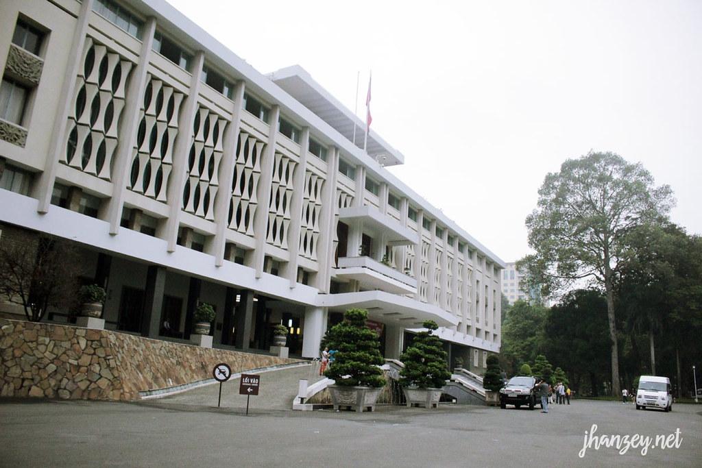 Independence Palace - Ho Chi Minh City, Vietnam
