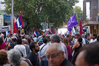 Acto 46 aniversario del primer Acto público del Frente Amplio