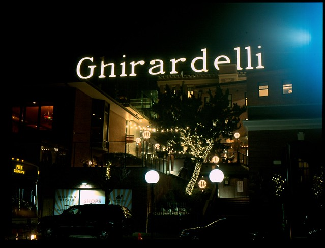Ghirardelli Square, San Francisco