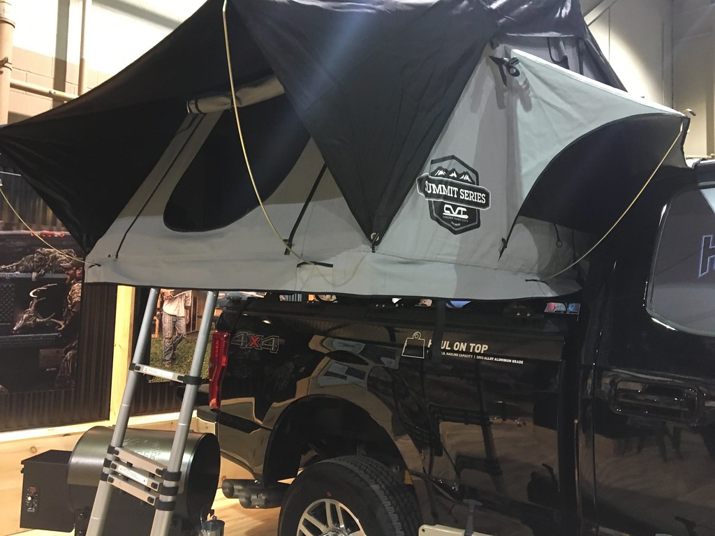 ... A Tent On Truck Bed Cover | by DiamondBack Truck Covers & A Tent On Truck Bed Cover | As part of the DiamondBack 2017 u2026 | Flickr