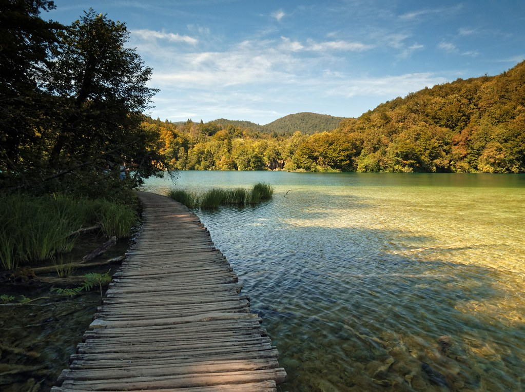 2016.08 - Plitvice Lakes, Croatia