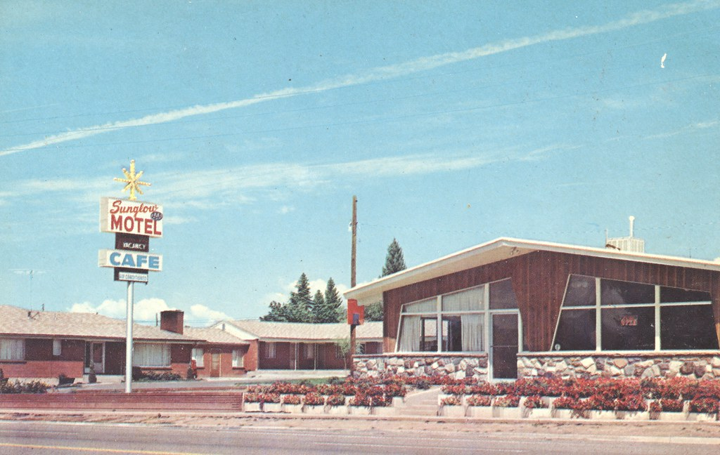 Sunglow Motel & Cafe - Bicknell, Utah