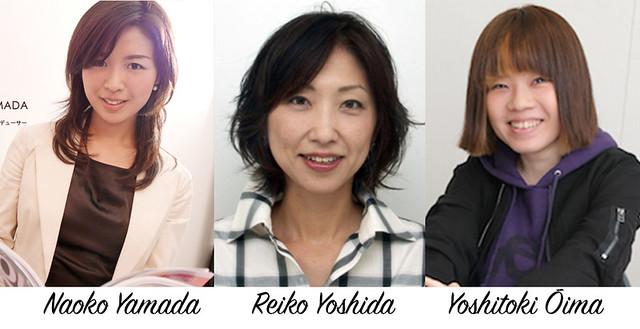 A Silent Voice Director Screenwriter Author