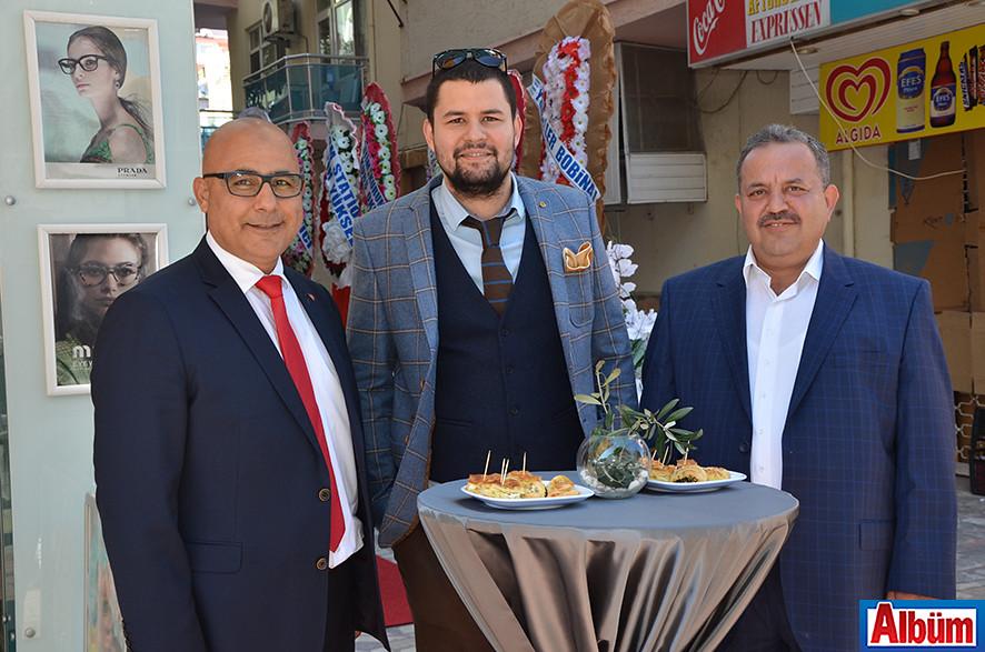 Nuh Okur, Mehmethan Demirkale, Mustafa Demirkale