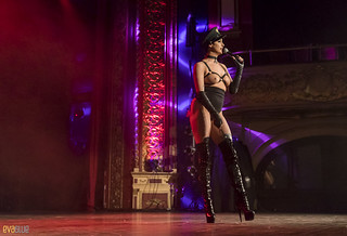 LAURA DESIREE monde ose burlesque ball 14 | by Eva Blue