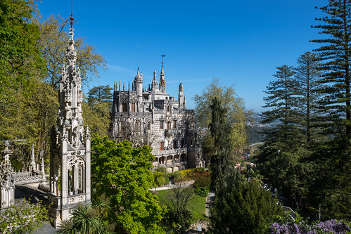 The Castle Quinta da Regaleira
