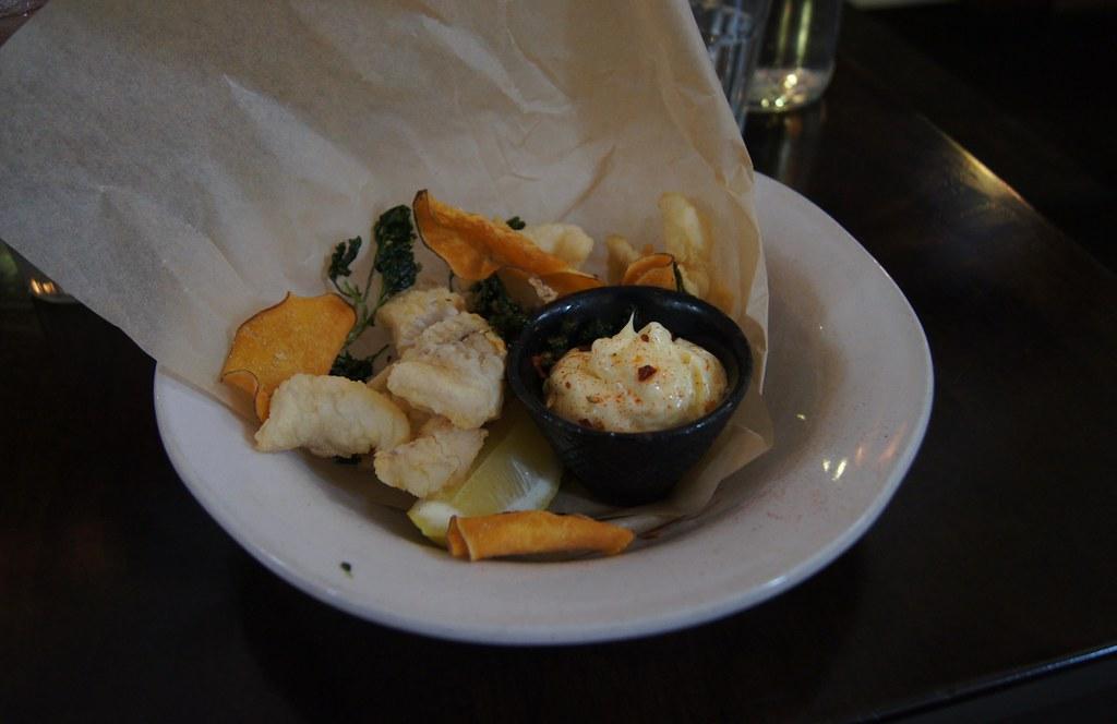 Jamie's Italian fritto misto