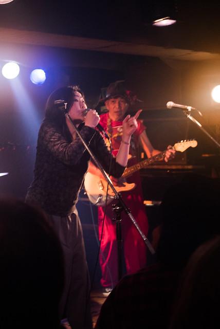 Yoshimitsu Kasuga's 60th birthday live at Manda-La 2, Tokyo, 03 Apr 2017 -00199
