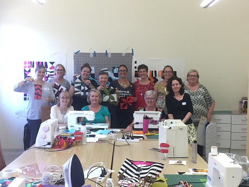 Sewing in Oz 2017