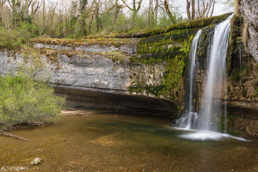 Cascades de Hérisson 2 - France Jura