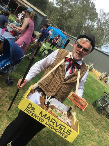 Vintage Fair at Old Highercombe Hotel Museum | by Community History SA