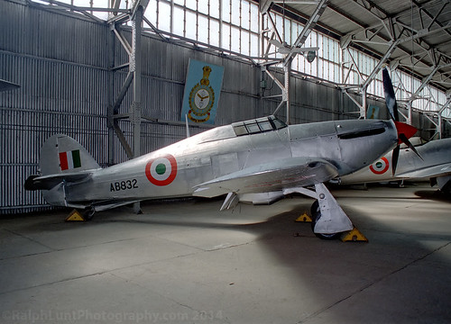 AF-Museum-Hurricane-AB832 | by Ralph Lunt Photography