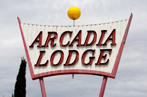Arcadia Lodge, Route 66, Kingman, Arizona | by RoadTripMemories