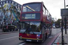 Volvo B7TL TransBus President - PJ02 TVP - PVL310 - Go Ahead London London Central - King's Cross London - 140926 - Steven Gray - IMG_0318