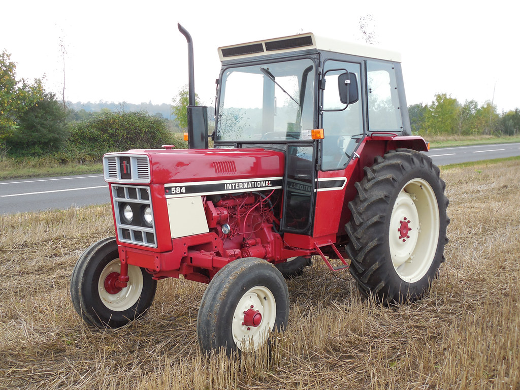 C1978 International Harvester 584