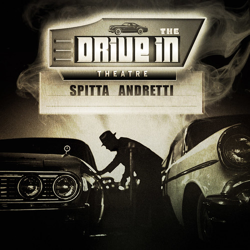 "Album Artwork - Curren$y ""The Drive-In Theatre"" 