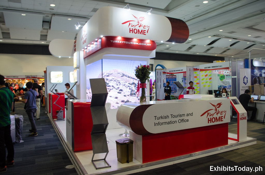 Turkey Home Exhibition Stand
