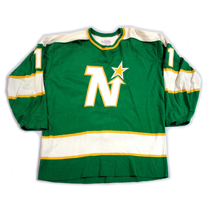 Minnesota North Stars 1972-73 F jersey