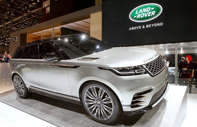 Geneva Car Show 2017