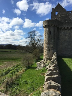 Craigmillar Castle | by oranges and apples