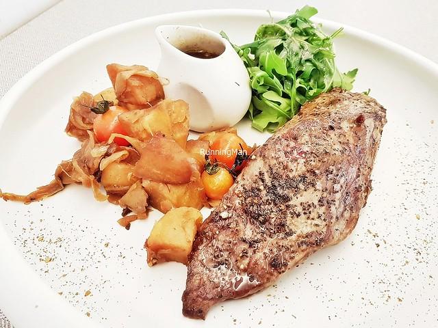 Teres Majors Steak
