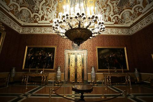 Palazzo reale: salone interno