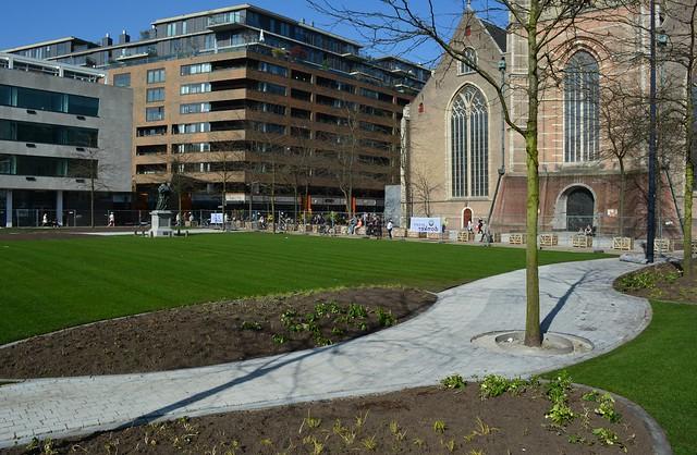 Grotekerkplein Rotterdam