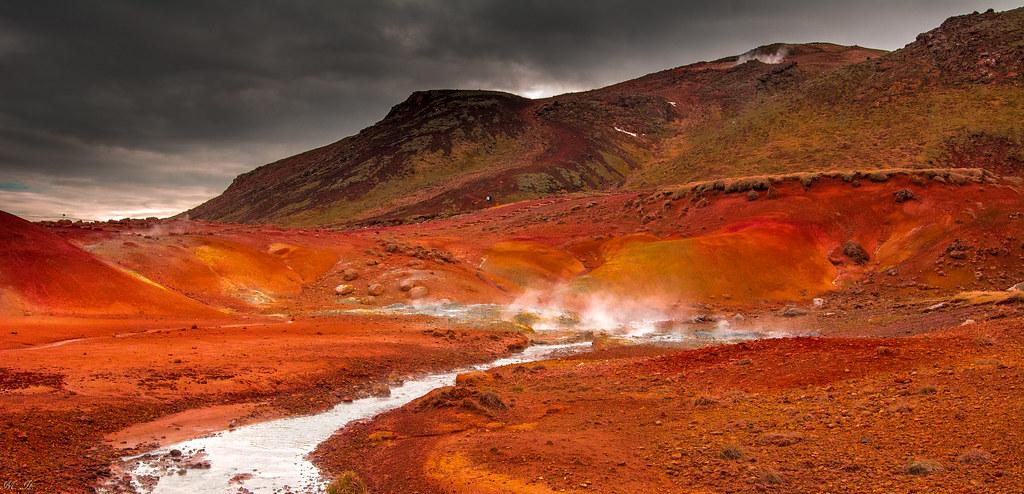 Eine Woche Island