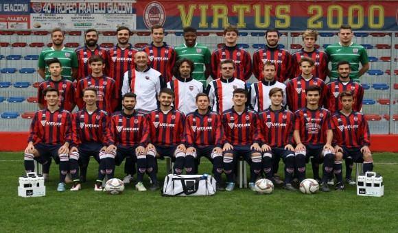 Promozione, Polisportiva Virtus - O.Dossobuono 0-1