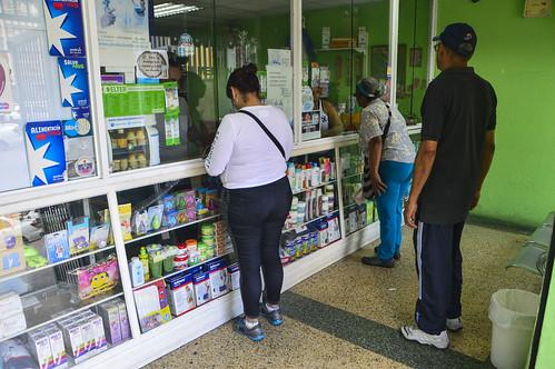 Recorrido de farmacias