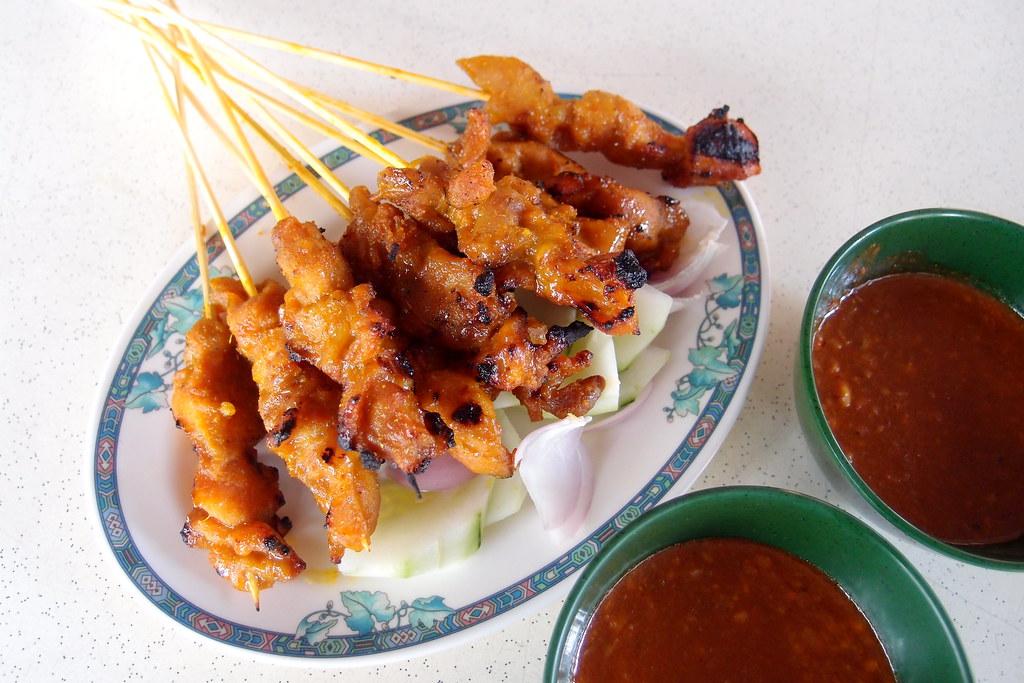 Satay Singapore: Rahim Muslim Food Satay