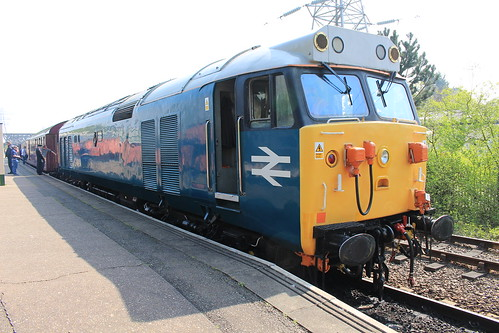 50008 Peterborough 8th April 2017 | by Railwide
