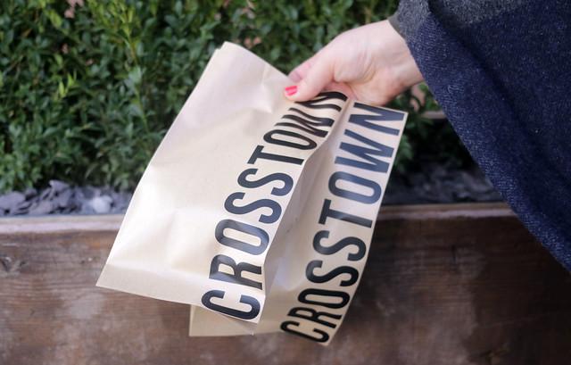 Crosstown Doughnuts Packaging