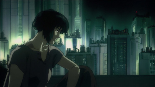 Ghost in the Shell - Anime - screenshot 4