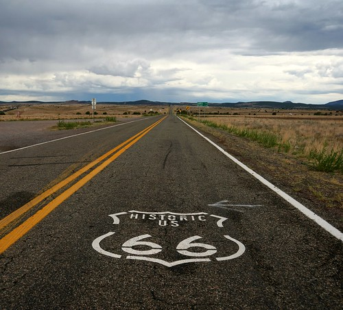 Route 66 - East of Seligman, Arizona | by RoadTripMemories