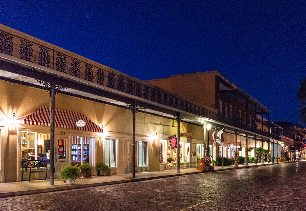 historic front street natchitoches louisiana october 6 flickr