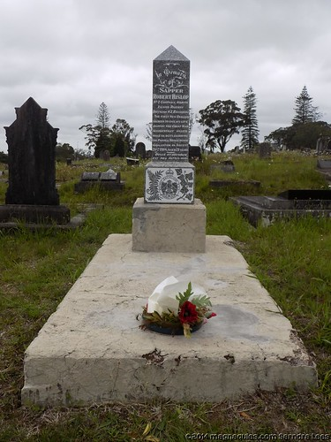 A revisit to Sapper Hislop's grave | by SandyEm