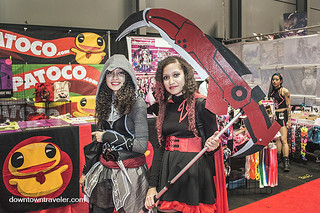 NY Comic Con 2014 Rwby Costume 2 | by Downtown Traveler