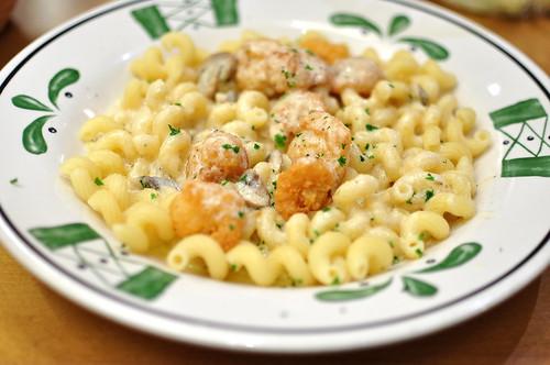 Olive Garden Never Ending Pasta Bowl Flickr