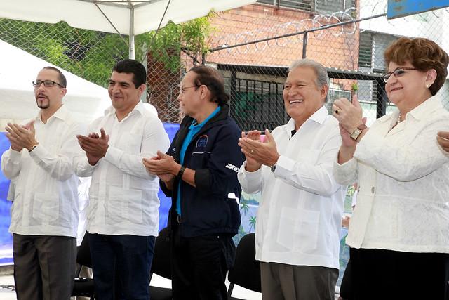 Gobernando Con La Gente, CE República del Uruguay,  Zacamil