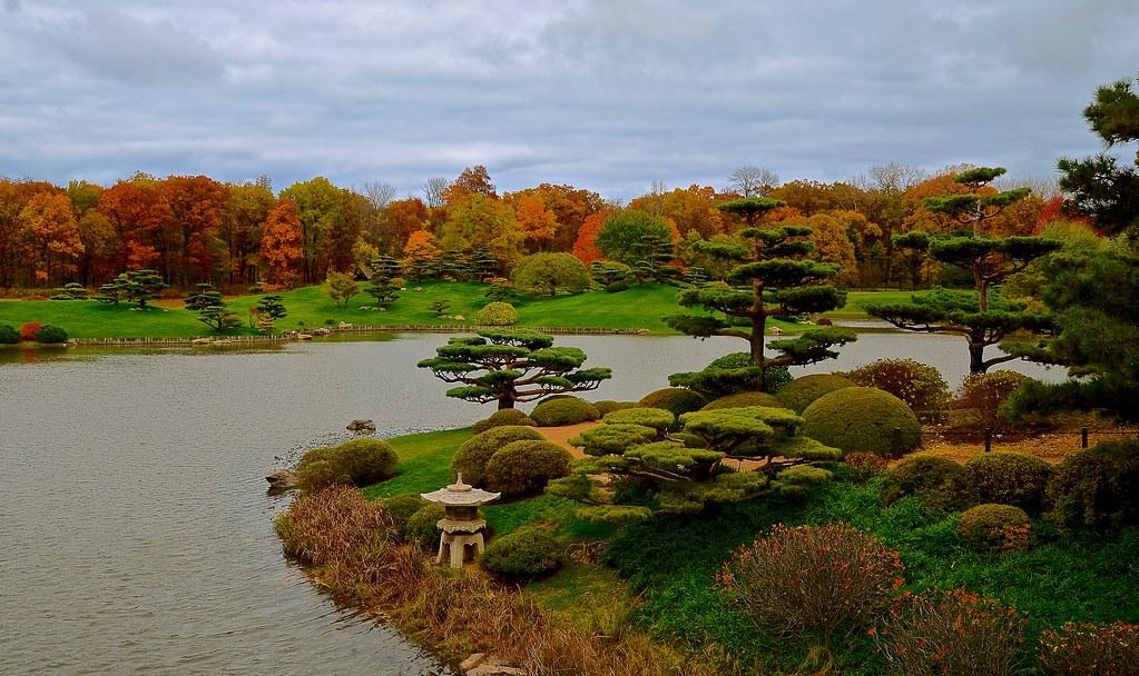 Merveilleux ... Japanese Garden  Explore #238 U002714   Chicago Botanic Garden   Glencoe IL  |