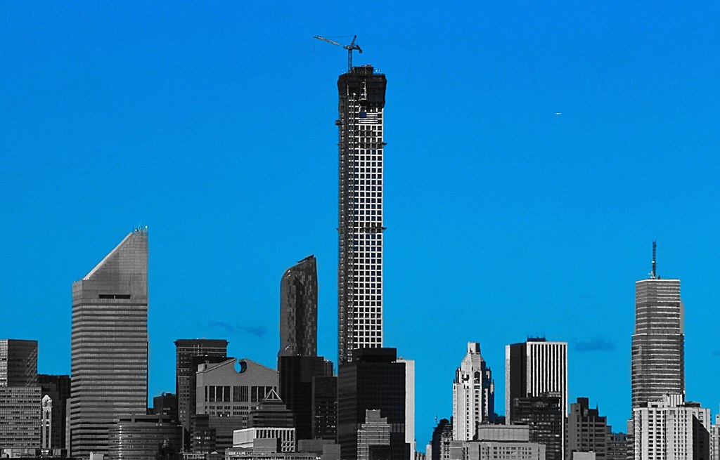 432 Park Avenue Under Construction Will Be Not Only Th Flickr