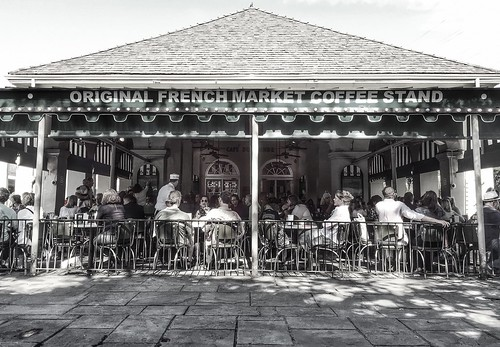 Cafe Du Monde | by zoxcleb