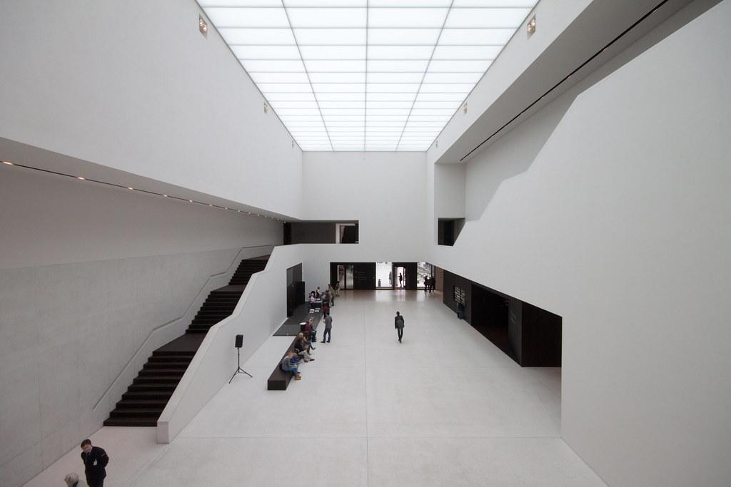Münster Architekten staab architekten lwl museum für kunst und kultur münste flickr