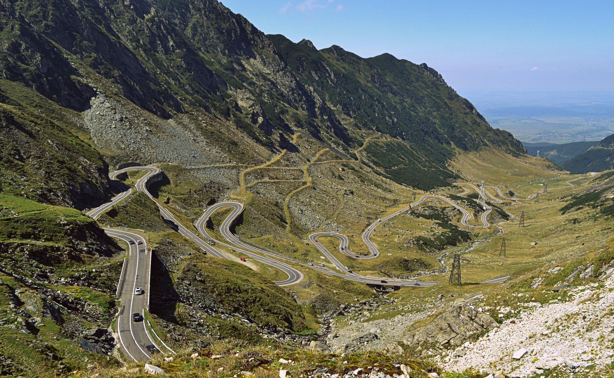 Transfagarasan Pass