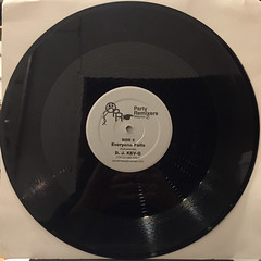 D.J. KEV-G:PARTY REMIXES VOLUME 2 EVERYONE FALLS(RECORD SIDE-B)