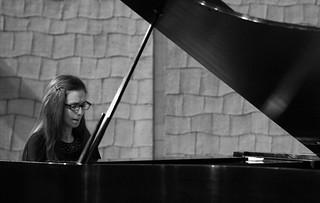 """ESPERANZA MARTÍN, PIANO - CICLO JUVENTUDES MUSICALES - ÁREA DE ACTIVIDADES CULTURALES DE LA UNIVERSIDAD DE LEÓN - AUDITORIO """"ÁNGEL BARJA"""" CONSERVATORIO DE LEÓN - 2.3.17"""