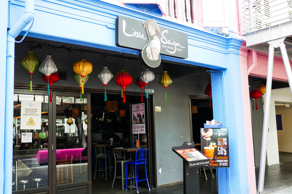 Vietnamese Food: Little Saigon